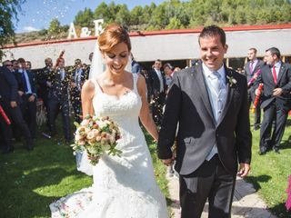 La boda de Eva y Andrés