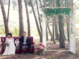 La boda de Mireia y Josep 2