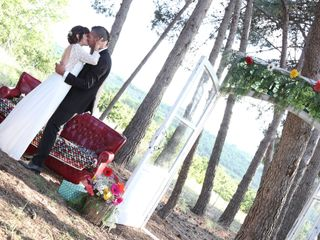 La boda de Mireia y Josep