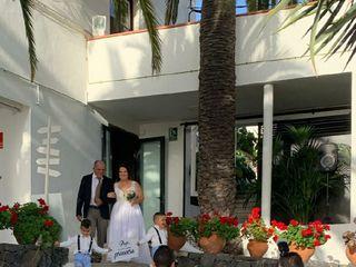La boda de Abigail y Manuel 1