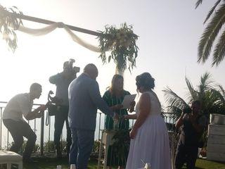 La boda de Abigail y Manuel