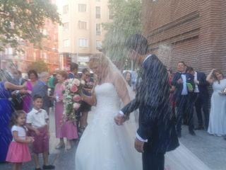 La boda de Inma  y Victor