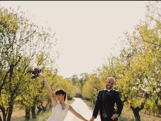 La boda de Alba  y Víctor  2