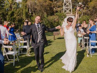 La boda de Alba  y Víctor