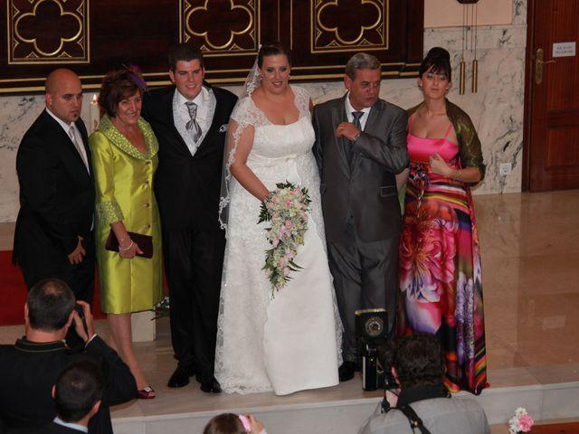 La boda de Jose y Ana  en Santander, Cantabria 1