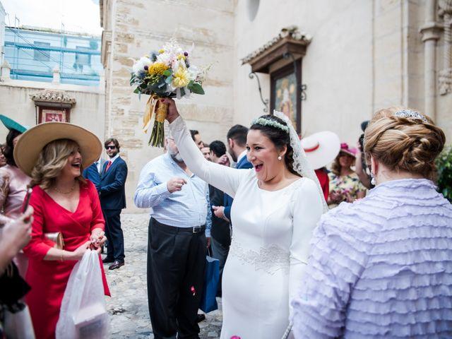 La boda de Alvaro y Marian en Antequera, Málaga 27