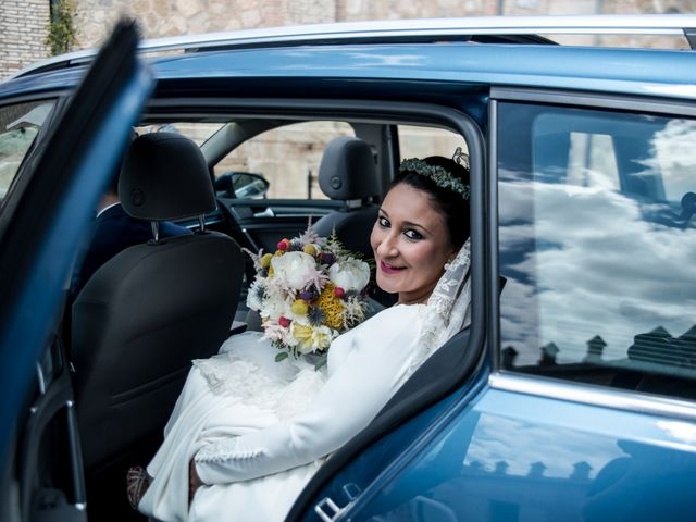 La boda de Alvaro y Marian en Antequera, Málaga 26