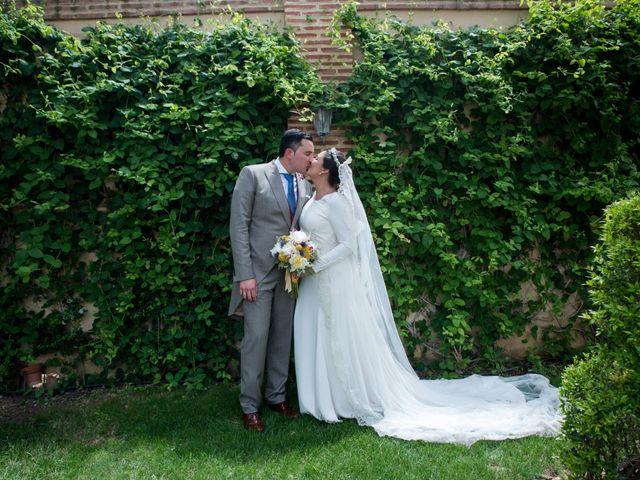 La boda de Marian y Alvaro