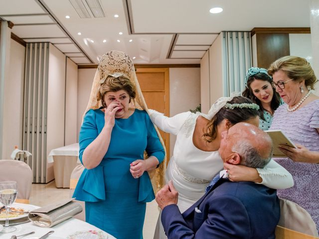 La boda de Alvaro y Marian en Antequera, Málaga 31