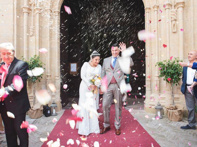 La boda de Alvaro y Marian en Antequera, Málaga 25