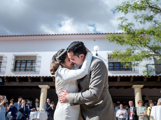 La boda de Alvaro y Marian en Antequera, Málaga 33
