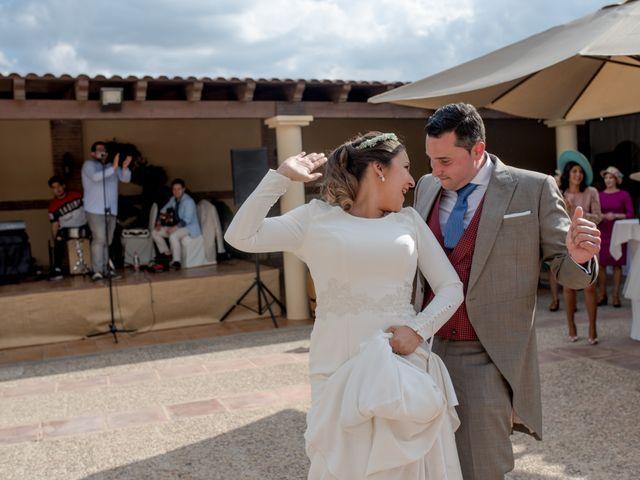 La boda de Alvaro y Marian en Antequera, Málaga 34