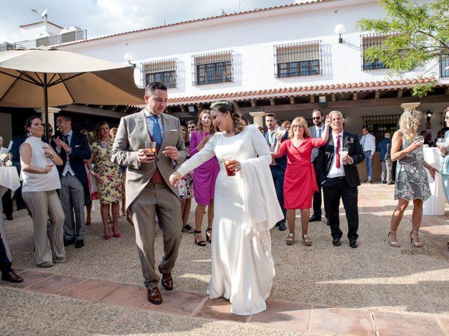 La boda de Alvaro y Marian en Antequera, Málaga 35