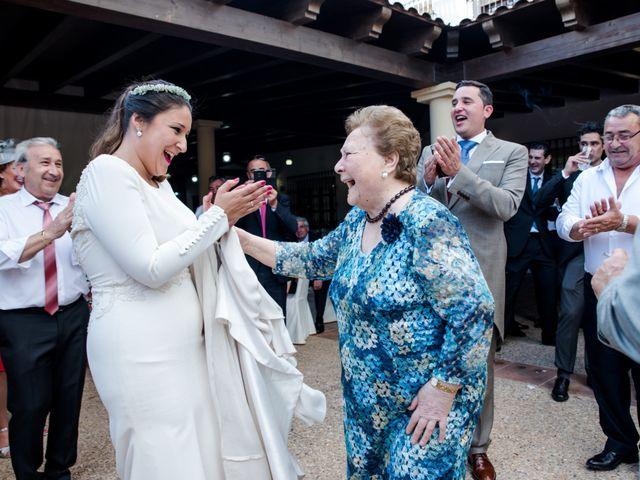 La boda de Alvaro y Marian en Antequera, Málaga 36