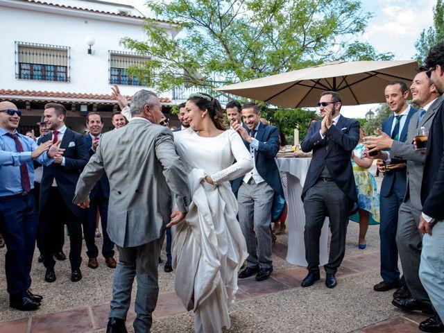 La boda de Alvaro y Marian en Antequera, Málaga 37