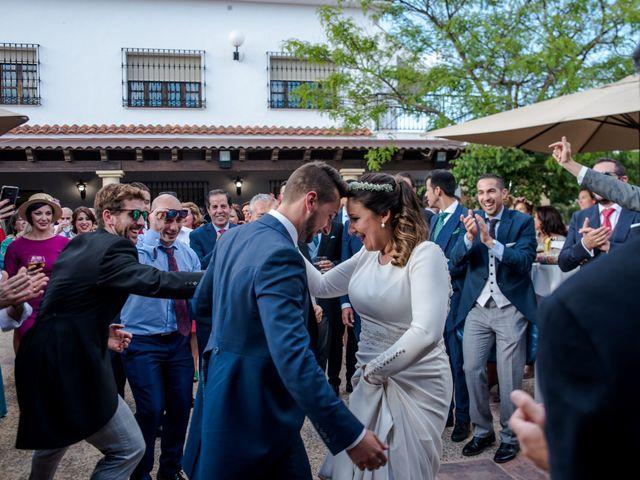 La boda de Alvaro y Marian en Antequera, Málaga 38