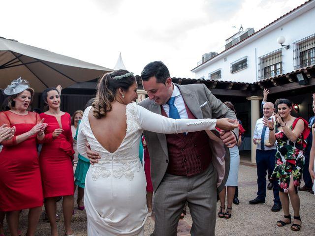 La boda de Alvaro y Marian en Antequera, Málaga 39