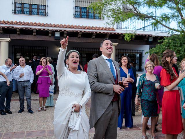 La boda de Alvaro y Marian en Antequera, Málaga 40