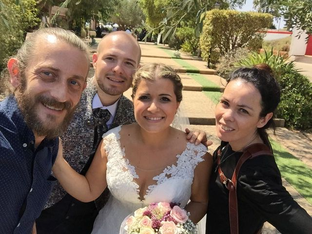 La boda de Vallibana y Antonio en Almenara, Castellón 3