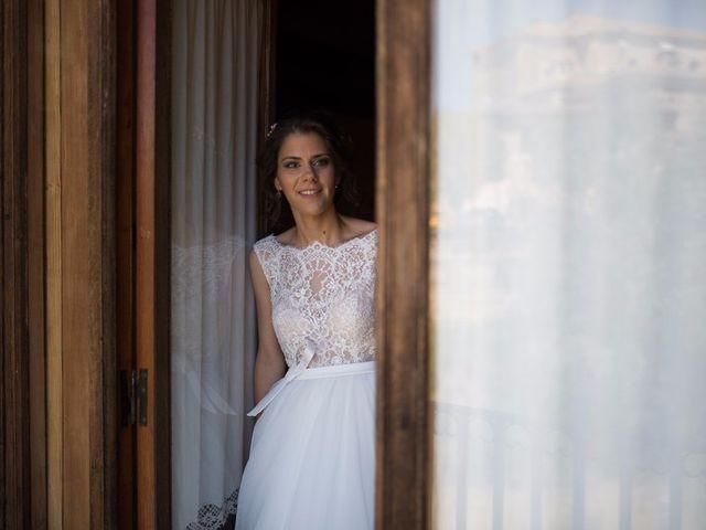 La boda de Sergio y Isa en Torquemada, Palencia 12
