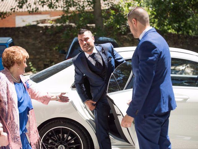 La boda de Sergio y Isa en Torquemada, Palencia 15