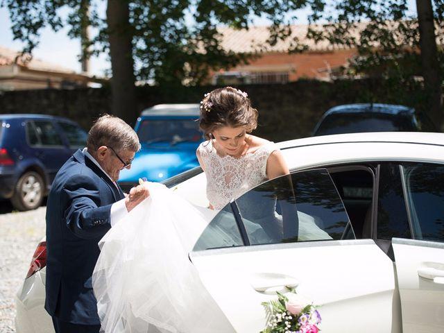La boda de Sergio y Isa en Torquemada, Palencia 19