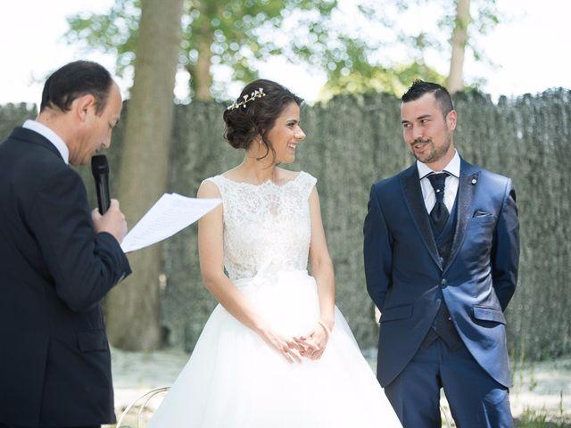 La boda de Sergio y Isa en Torquemada, Palencia 21