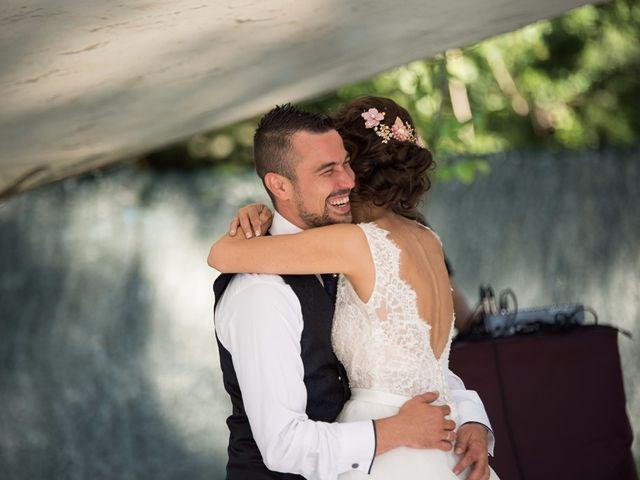 La boda de Sergio y Isa en Torquemada, Palencia 28