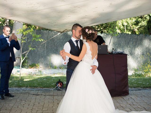 La boda de Sergio y Isa en Torquemada, Palencia 29