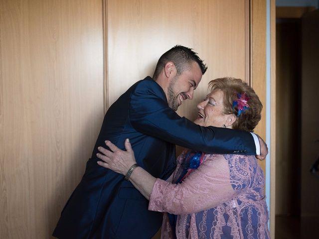 La boda de Sergio y Isa en Torquemada, Palencia 31