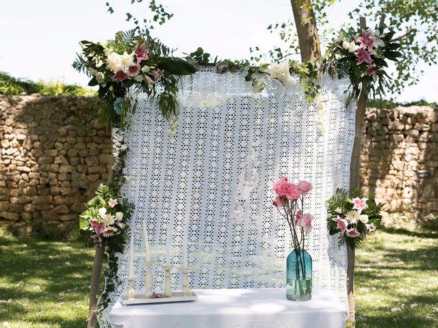 La boda de Sergio y Isa en Torquemada, Palencia 32