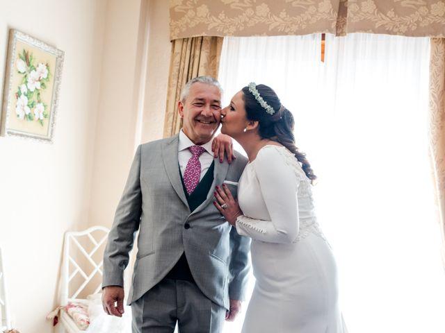 La boda de Alvaro y Marian en Antequera, Málaga 9