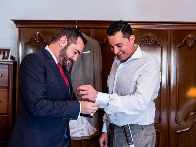 La boda de Alvaro y Marian en Antequera, Málaga 15