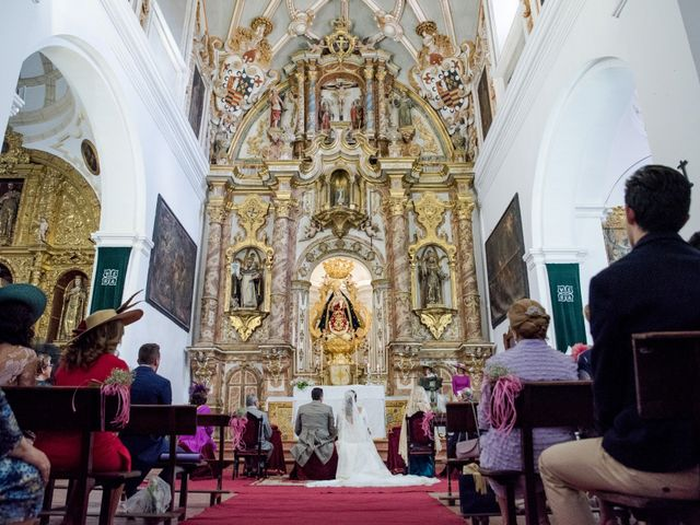 La boda de Alvaro y Marian en Antequera, Málaga 21
