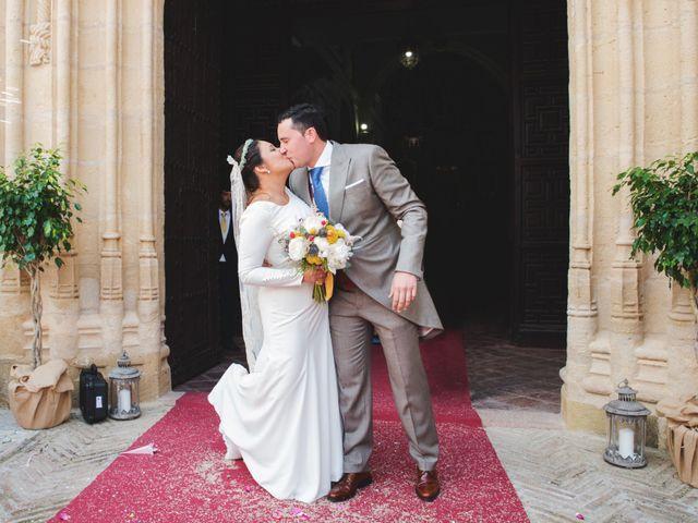 La boda de Alvaro y Marian en Antequera, Málaga 42