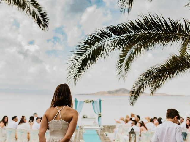 La boda de David y Alba en La Manga Del Mar Menor, Murcia 3
