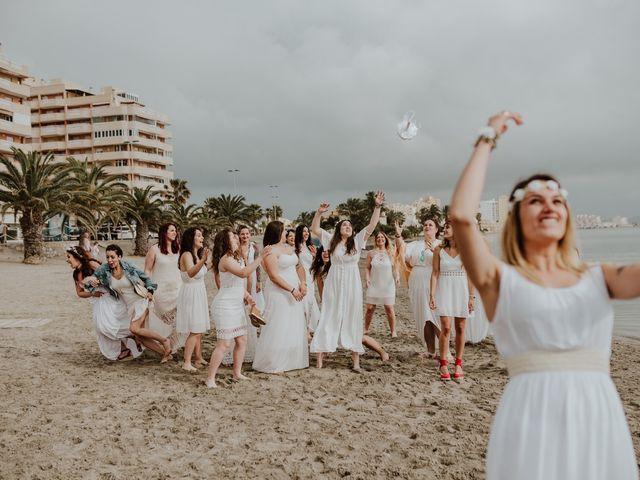 La boda de David y Alba en La Manga Del Mar Menor, Murcia 28