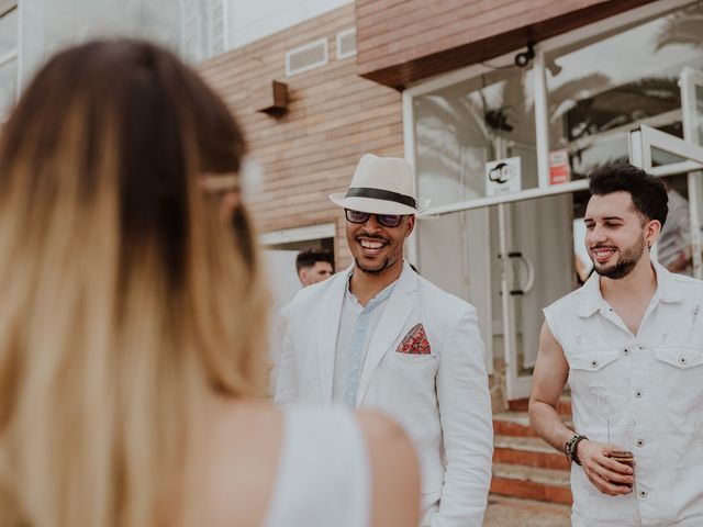 La boda de David y Alba en La Manga Del Mar Menor, Murcia 29