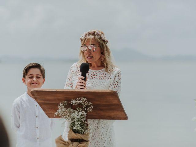La boda de David y Alba en La Manga Del Mar Menor, Murcia 40