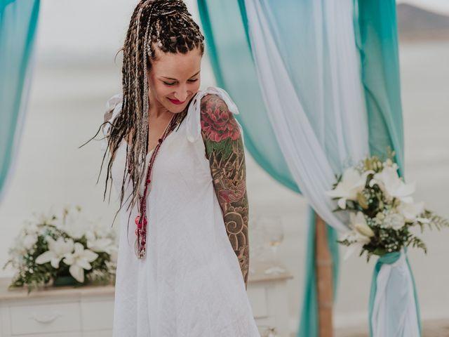 La boda de David y Alba en La Manga Del Mar Menor, Murcia 47