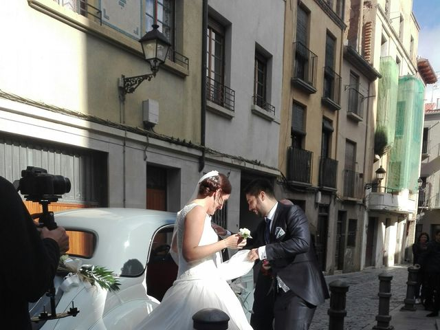 La boda de Leandro y Ana en Tudela, Navarra 2
