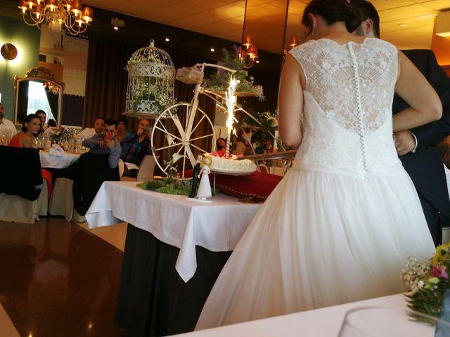 La boda de Leandro y Ana en Tudela, Navarra 1