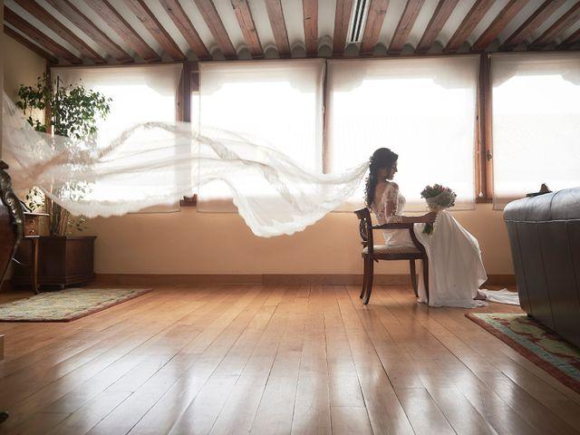 La boda de Juanjo y Irene en Boadilla Del Monte, Madrid 1