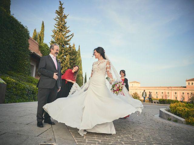 La boda de Juanjo y Irene en Boadilla Del Monte, Madrid 2