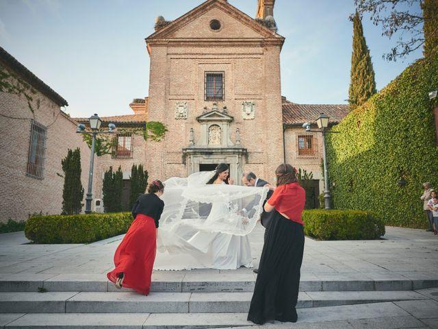 La boda de Juanjo y Irene en Boadilla Del Monte, Madrid 20