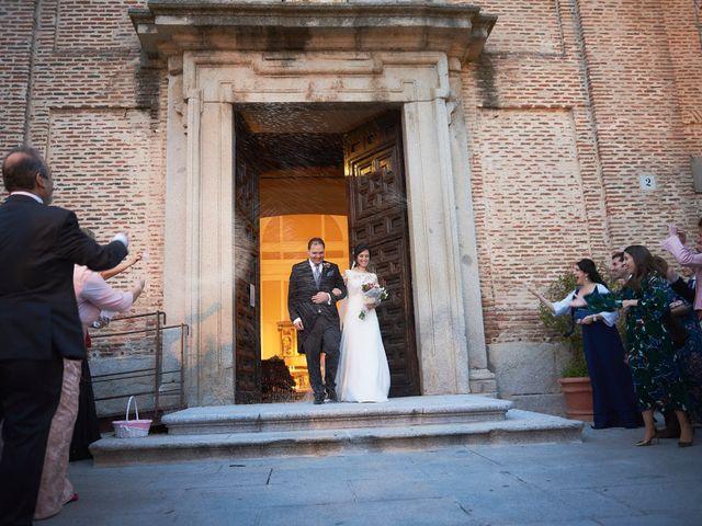 La boda de Juanjo y Irene en Boadilla Del Monte, Madrid 28