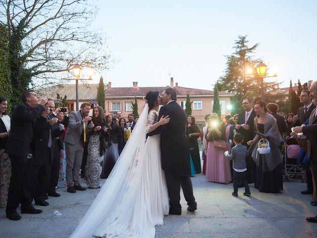 La boda de Juanjo y Irene en Boadilla Del Monte, Madrid 31
