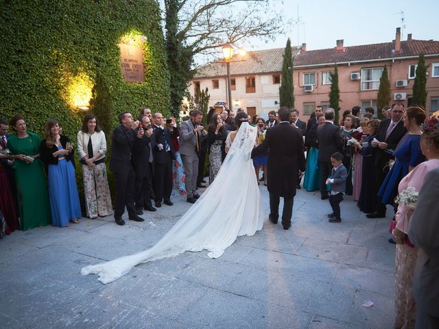 La boda de Juanjo y Irene en Boadilla Del Monte, Madrid 32
