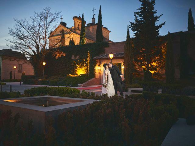La boda de Juanjo y Irene en Boadilla Del Monte, Madrid 33