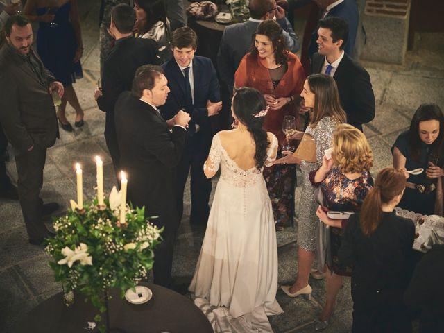 La boda de Juanjo y Irene en Boadilla Del Monte, Madrid 35